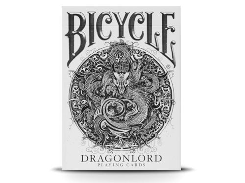 Bicycle DragonLord designer francia kártya