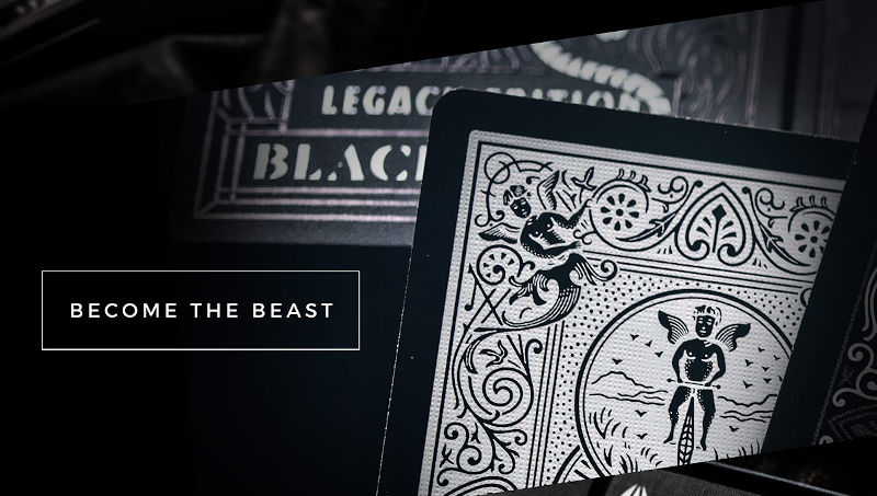 Black Legacy Box Set