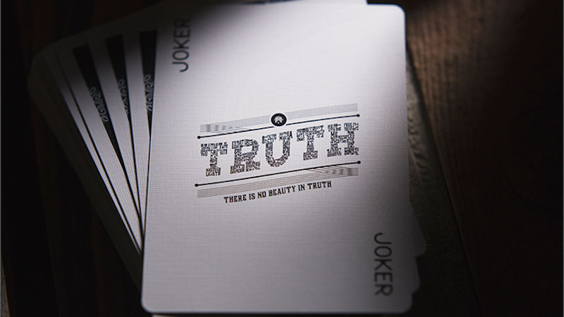 Truth - I Never Believe Me